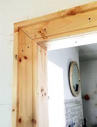 how to install door casing door casing trim ideas replacing door frame molding door casing moulding
