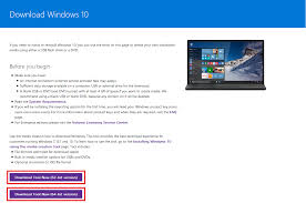 How To Download Windows 10 Officially From Microsoft