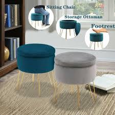 safavieh round storage tray saddle
