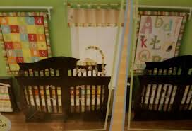 a z reversible comforter 4 piece baby crib bedding set by too good by jenny new