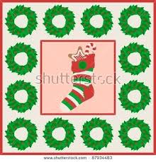 Christmas Ecard Templates And New Year Red Background Retro Gift Template Free Xmas Ecard