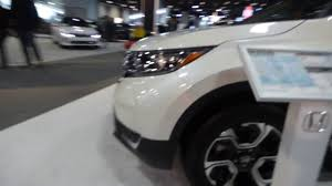 2018 honda hrv white. fine 2018 honda crv 20182017 white washington dc car show 2017 with 2018 honda hrv white