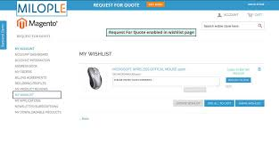 Request A Quote Adorable Request For Quote Magento Quotation Extension Milople