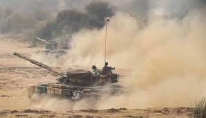 indian army sharpens its proactive war strategy with 039 shatrujeet 039