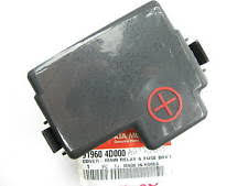 other in brand kia new oem upper main relay fuse box plastic cover for 06 07 kia sedona