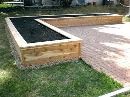 build a vegetable garden box above ground vegetable garden ground vegetable garden box plans above build