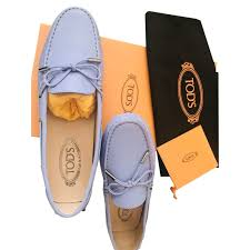 tod s loafers flats leather other ref 73806