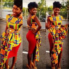 Ghanaian Ankara Designs Kente Cloth Ghana Kente Dress Styles Dezango