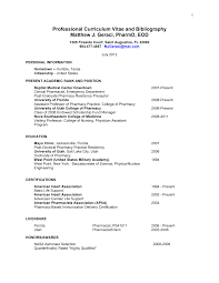 Mayo Academic Appt CV (GeraciMJ)