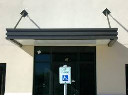 front door awningsResidential Door Awnings Awnings Glass Front Door Canopy Uk Front