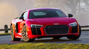 2017 Audi R8 V10 First Drive Review: Running in the Shadows ...