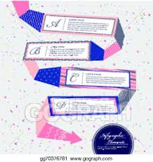 Eps Illustration Creative Flow Chart Infographics Design