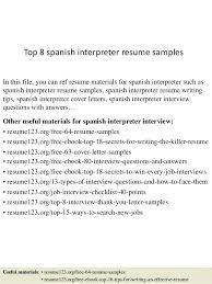 Resume In Spanish Resume Curriculum Finition In Spanish Teacher