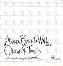pink floyd another brick in the wall part ii 2 on pink floyd the wall cover artist with pink floyd another brick in the wall part ii 7 inch vinyl