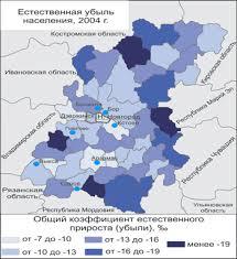 Реферат Социальные проблемы в Нижегородской области  Социальные проблемы в Нижегородской области