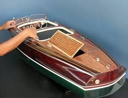 chris craft wooden boat plans