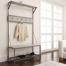 Front Door Coat Rack Extraordinary Entryway Coat Racks Amazon