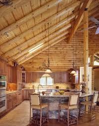 Log Home By Golden Eagle Log Homes  Golden Eagle Log Logs Cabin Open Log Home Floor Plans