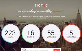 countdown templates tictoc coming soon countdown template