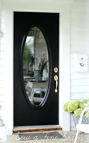 oval gl front entry door choice image doors design modern