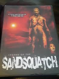 The Legend of the Sandsquatch (DVD, 2010) for sale online | eBay