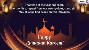 Ramzan Mubarak 2019 Wishes Ramadan Kareem Quotes Whatsapp