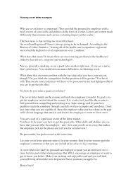 Job Cover Letter Examples – Eukutak
