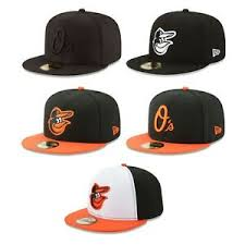 Details About Baltimore Orioles Bal Mlb Authentic New Era 59fifty Fitted Cap 5950 Hat Black