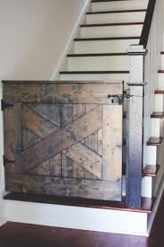 Dutch Door Baby Gate Best 25 Farmhouse Dog Gates Ideas Only On Pinterest Farmhouse