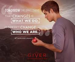 The Giver Quotes Magnificent The Reading Journal The Capacity To See Beyond