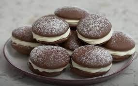 Домашние Вупи Пай пирожные рецепт с фото пошагово