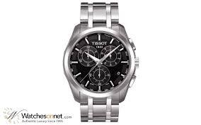 tissot couturier t035 617 11 051 00 men s stainless steel tissot couturier chronograph quartz men s watch stainless steel black dial t035 617 11 051 00