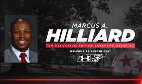 Austin Peay State University Govs hire Marcus Hilliard to head ...