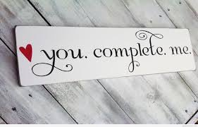 You Complete Me Quotes New You Complete Me HD Love Wallpaper On We Heart It