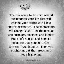Quotes About Being A Strong Woman And Moving On Beauteous Straighten That Crown Quotes Pinterest Crown Wisdom And