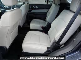 2017 ford explorer seat covers unique 2017 new ford explorer platinum at magic city ford lincoln
