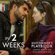 Matchmaker's Playbook premiere in TWO ...