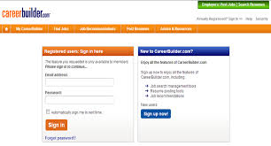 Careerbuilder Resume Search careerbuilder advanced resume search career builder extraordinary 66