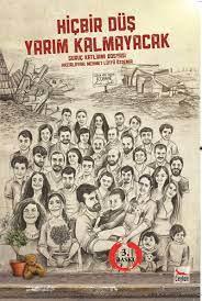 Hicbir Dus Yarim Kalmayacak & Suruc Katliami Dosyasi : Mehmet Lütfü  Özdemir: Amazon.de: Bücher