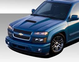 Colorado chevy colorado 2008 : 109255 | Chevrolet Colorado GMC Canyon Duraflex CV-X Hood 1-Piece ...