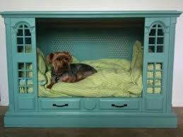 repurpose furniture dog. Doggie Bed, Painted Furniture, Repurposing Upcycling, Reuse An Old TV Cabinet For A Repurpose Furniture Dog O