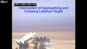 Indian Akash missile test fired successfully - YouTube