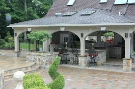patio kitchen ideas outdoor kitchen design ideas patio transitional with open air oasis ideal kitchens and