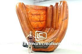 baseball mitt chair baseball mitt chair giant baseball glove chair giant baseball gloves glove bean bag