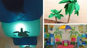 25 ideas for a beach classroom theme