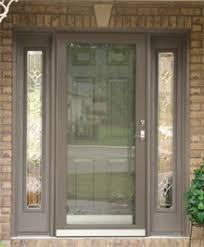 front storm doorsExterior Door Replacement Hartford  Peter L Brown Company