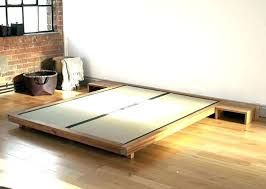 diy raised bed frame raised queen bed frame raised platform bed frame raised platform bed frame