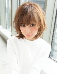 耳かけボブミディta132 ヘアカタログ髪型ヘアスタイルafloat In