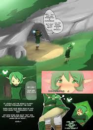 View Darkhatboy Song of the Mind The Legend of Zelda Hentai.