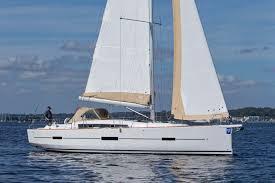Sailboat Winch Comparison Chart Dufour 460 Gl Sailboat Review Cruising World